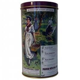 Pruneaux d'Agen Moelleux - Calibre 35/40 - Moyens - Boite collector