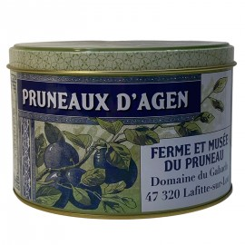 Pruneaux d'Agen Moelleux - Calibre 35/40 - Moyens - Boite Vintage