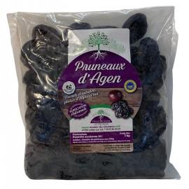 Pruneaux d'Agen Moelleux - Calibre 30/35 - Gros