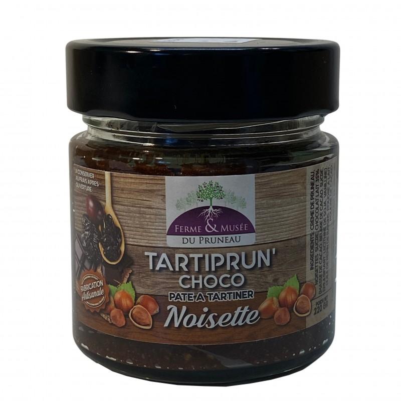 Pâte à tartiner : Tartiprun'choco Noisette