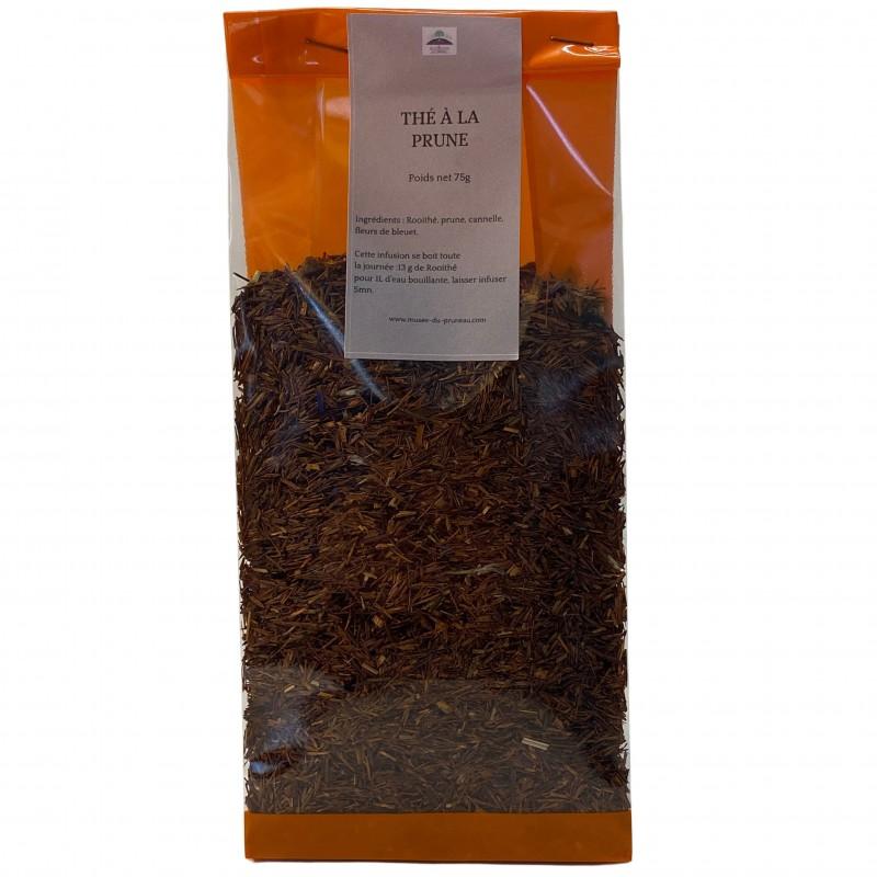 Thé à la prune - Rooibos (75 g)