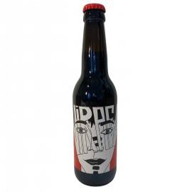 """Bière brune aux pruneaux """"Virago London Brown Ale"""""""