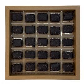 Pavés Agenais Orange et Chocolat noir