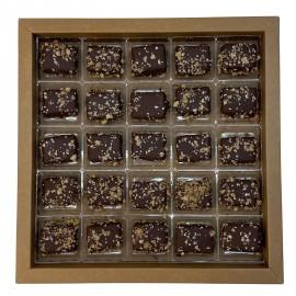 Pavés Agenais Noisette Mélange 4 chocolats
